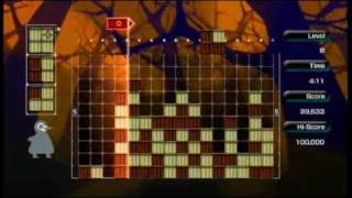 Lumines Live!: Skin Edit Gameplay (Xbox 360 Live Arcade)