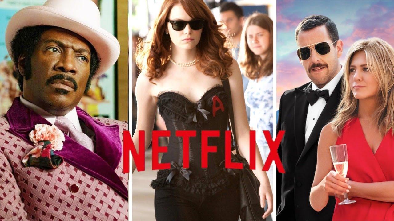 Download TOP 10 NETFLIX COMEDY MOVIES 2021