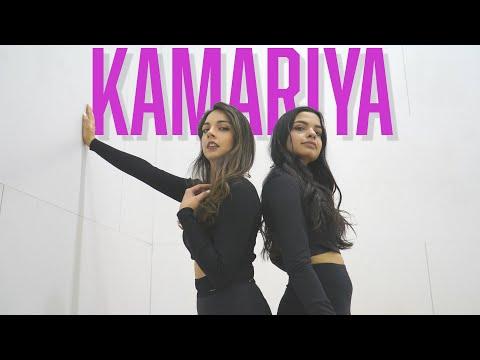 Naina Batra    KAMARIYA Dance Cover    Stree    Ft. Radhika Kalra