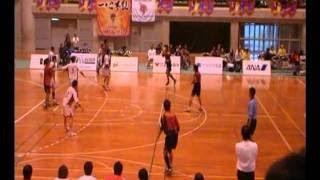 2011日本ハンドボールリーグ琉球コラソンvsトヨタ紡織九州