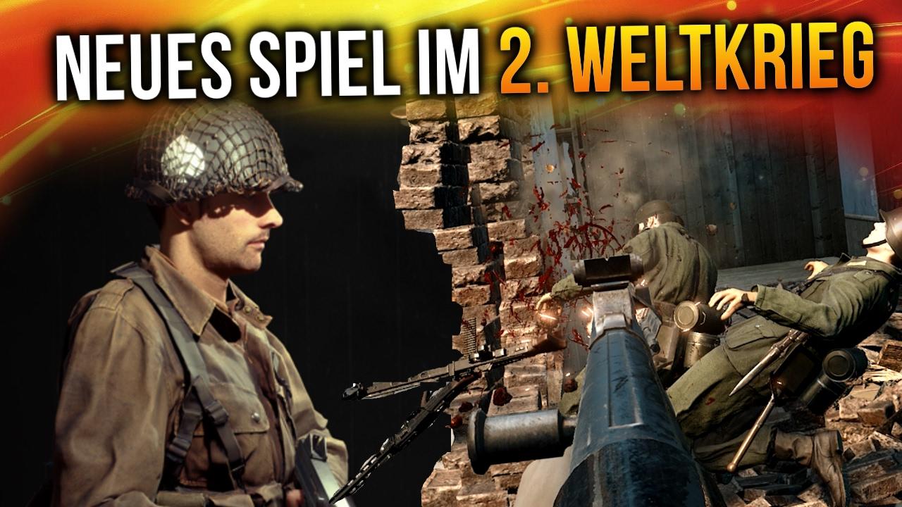 Spiele 2 Weltkrieg