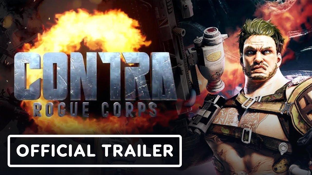 Contra Rogue Corps. Ankündigungstrailer - E3 2019 + video