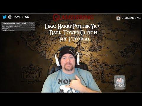 Tutorial How To Fix Glitch Lego Harry Potter Year 3 Dark Tower