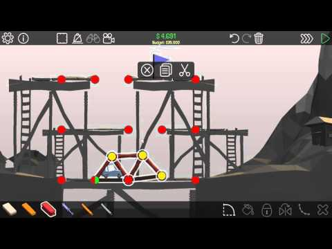 Poly Bridge - Workshop [S-Lift]