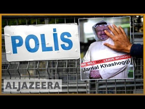 🗺️ Global reactions to #Khashoggi 'murder'   Al Jazeera English