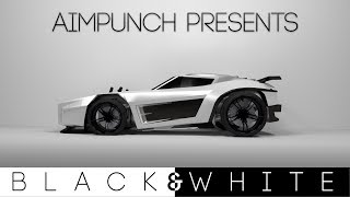 Black & White Rocket League Montage | by Aimpunch