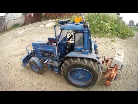 снегоуборочные трактора мтз 80 видео состав, загадочный шлейф
