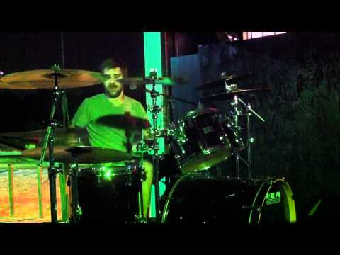 """Chris Palis playing """"Down in Mexico"""" with The Skyl..."""