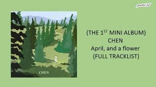 Download [The 1st Mini Album] Chen - April and a flower (Full tracklist) Mp3