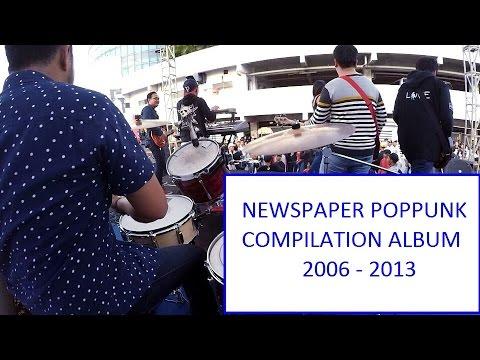 NEWSPAPER JAKARTA POPPUNK COMPILATION SONG (2006 - 2013)