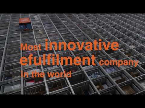 Most Innovative Efulfilment Company In The World
