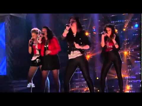 The Sing-Off 3 1 Delilah - Grenade (Bruno Mars)