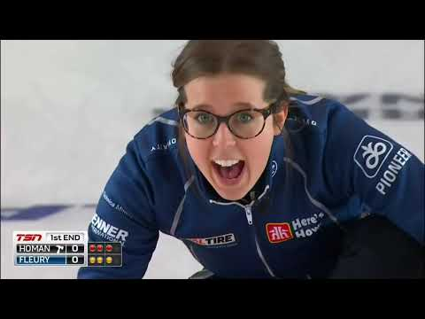 2019 Home Hardware Canada Cup - Homan vs. Fleury - Women's Final