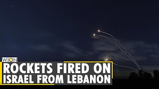Death toll in Gaza rises to over 100 | Palestine-Israel conflict | Lebanon rockets | English News