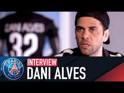 """INTERVIEW : DANI ALVES """"NOUS SOMMES PRÊTS"""" (🇧🇷&🇫🇷)"""