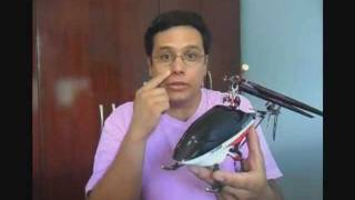 Dicas para quem NUNCA voou de helicóptero (Usei o modelo CB180D da Walkera))