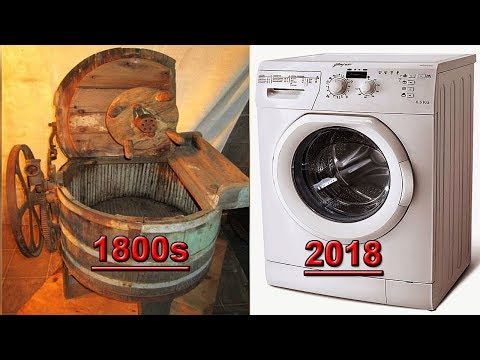 Mind Blowing Home Appliances During The 1830s- 1920s