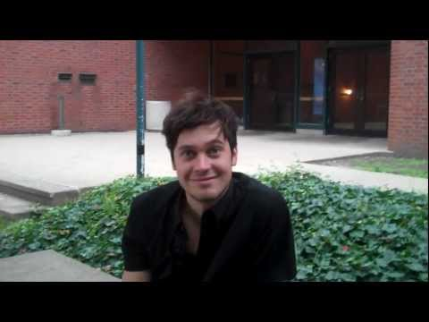 WPCD's Pygmalion 2011 interview with Ernest Greene (a.k.a. Washed Out)