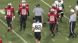 Oct 2012 Canton McKinley vs Perry