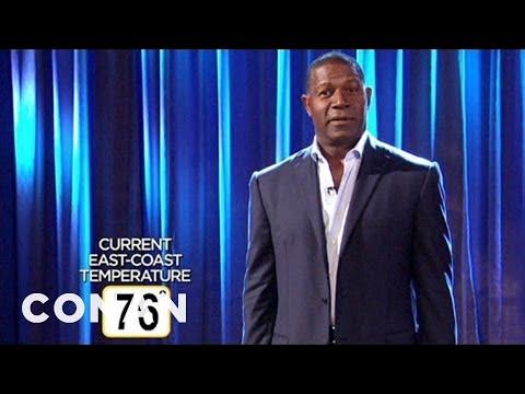 Dennis Haysbert Presents CHILLING FACTS  CONAN on TBS