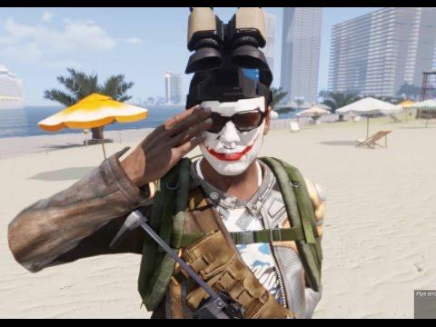 Arma 3 How To: Create a Custom Face | FunnyCat TV