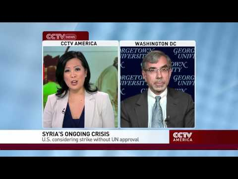 On Syria: Potential legal restrictions for the U.S.