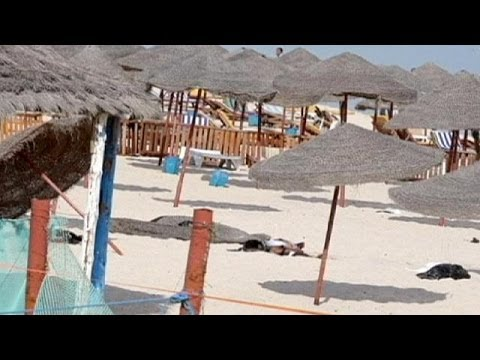 Suicide blast at beach resort in Tunisia
