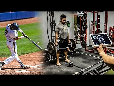 Baseball Training for Strength and Power