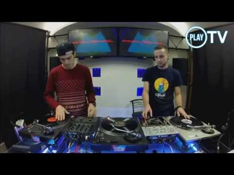 Live @PlayTV Scratch Like This 2.12.2014 - South Dj Scream & Dj Andrew