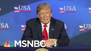 Rep. Demings: Indicting President Trump Is Not Off The Table | The Beat With Ari Melber | MSNBC