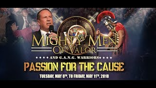 Mighty Men of Valor 2018