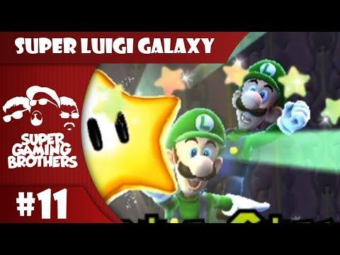 SGB Play: Super Luigi Galaxy - Part 11 | Luigi's New Mansion