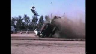 1998 Ford Expedition Sled-Rollover Crash Test