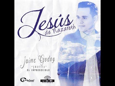 Jhotta - Jesús De Nazareth (Video Lyric) [Reggaeton Cristiano 2018]