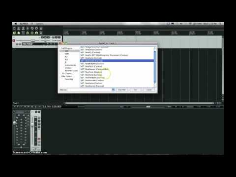Reaper- DAW Basic Overview