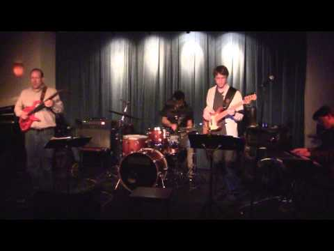 Hungry, Hungry Hippo-- BERTHA COOLIDGE @Scat Jazz Lounge, 2013