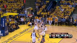 Los Angeles Clippers vs Golden State Warriors Game 3 | April 24, 2014 | NBA Playoffs 2014