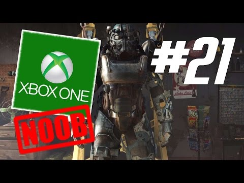 FALLOUT 4 (PC Gamer on an XBOX) #21 : The End