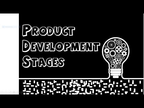 Product development stages | New product development stages | #Marketing_management | BBA / Bcom |