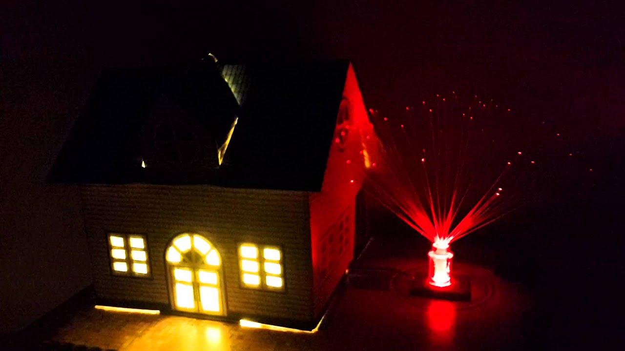 DIY eco house 에코 하우스 만들기 ( 태양광 주택 ) - YouTube
