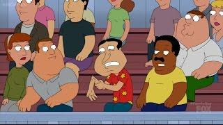Family Guy -  Chris Breaks Quagmire
