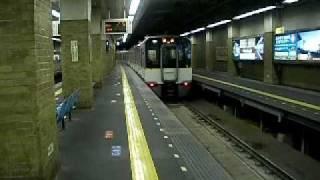 [近畿日本鉄道]5820系電車 阪神三宮駅出発