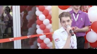 Открытие KFC в Нижнем Новгороде