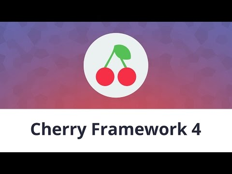 cherry framework 4 how to install the template over existing site