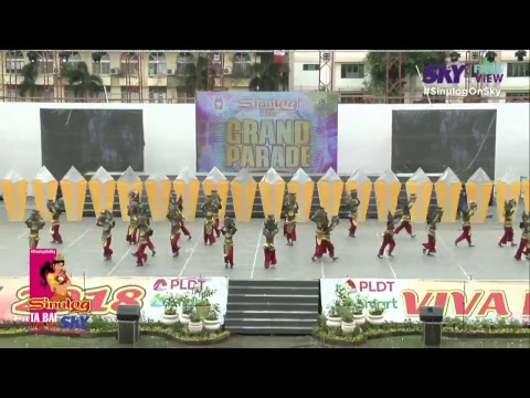 Sinulog Grand Parade 2018
