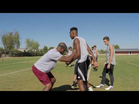 Off-Season Grind with Red Mountain High School Football