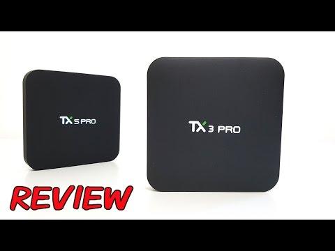 TX3 Pro TV Box REVIEW - Amlogic S905X, 1GB RAM, 8GB ROM, Android 6.0