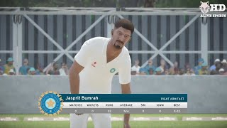 1st Test - India V West Indies Day 3 highlights | West Indies Tour Of India | DBC 17 Gameplay