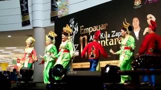 Tari Daling, Sabah #AkarKitaZapinNusantara2014