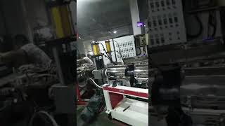 Abs/PC luggage sheet extruder machine Mob:+8618867757225